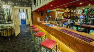Langstone Cliff Hotel Lincoln Bar