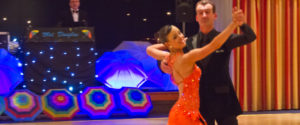 Dance Holidays are regularly offered at the Langstone Cliff Hotel