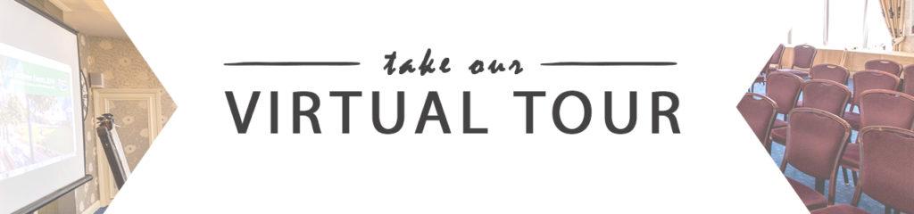 virtual tour - business background