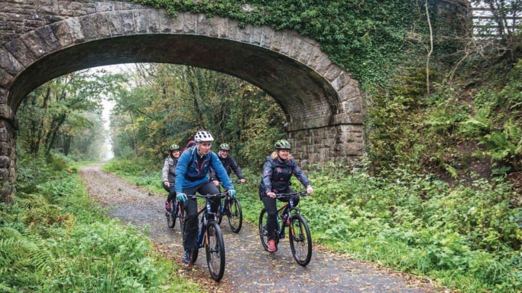 Drake's Trail Cycle Routes Devon-min