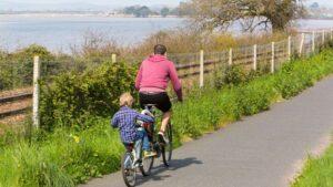 Exe Estuary Trail Cycle Routes Devon-min