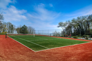 Langstone Cliff Hotel - Tennis Court