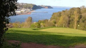 Shaldon Approach Golf Course Devon-min