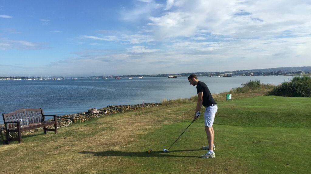 Dawlish Warren Golf Club South Devon Autumn (1)-min
