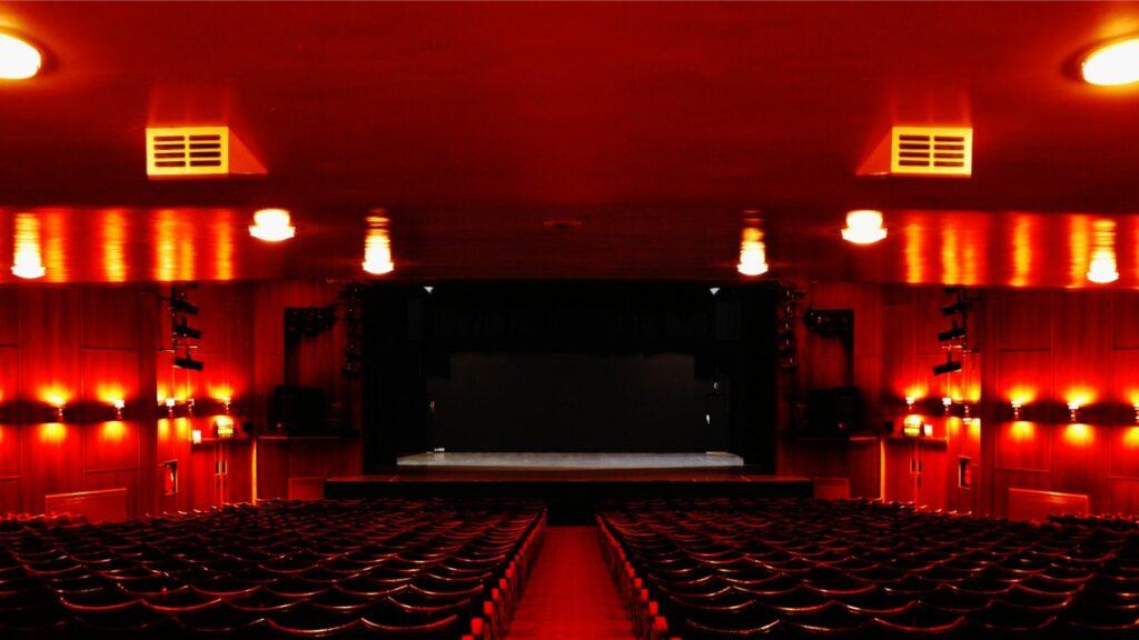 Theatres in South Devon Autumn-min