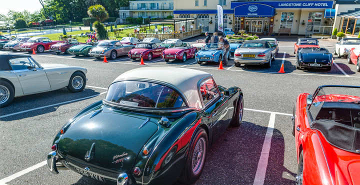 Photo A Weekend With The Healey Drivers Club