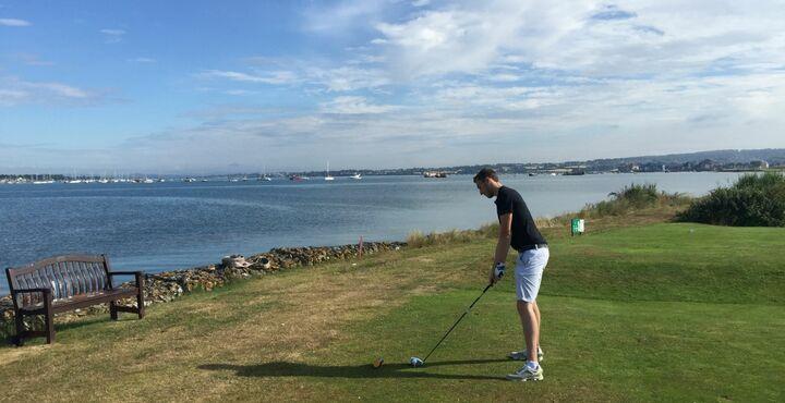 PhotoDawlish Warren Golf Club South Devon Autumn (1)-min