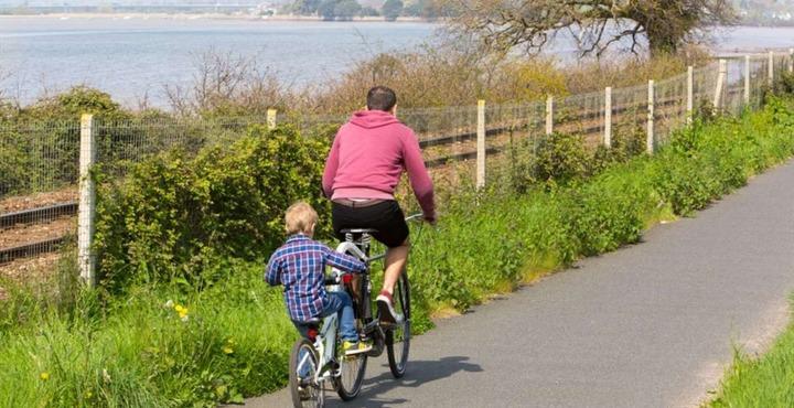 PhotoExe Estuary Trail Cycle Routes Devon-min