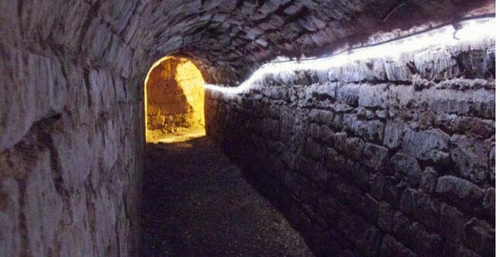 PhotoExeter's Underground Passages Halloween-min
