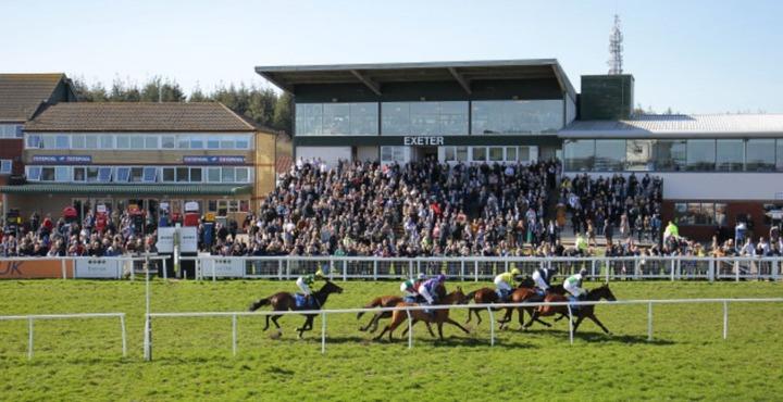 PhotoExeter Racecourse South Devon Autumn (1)-min