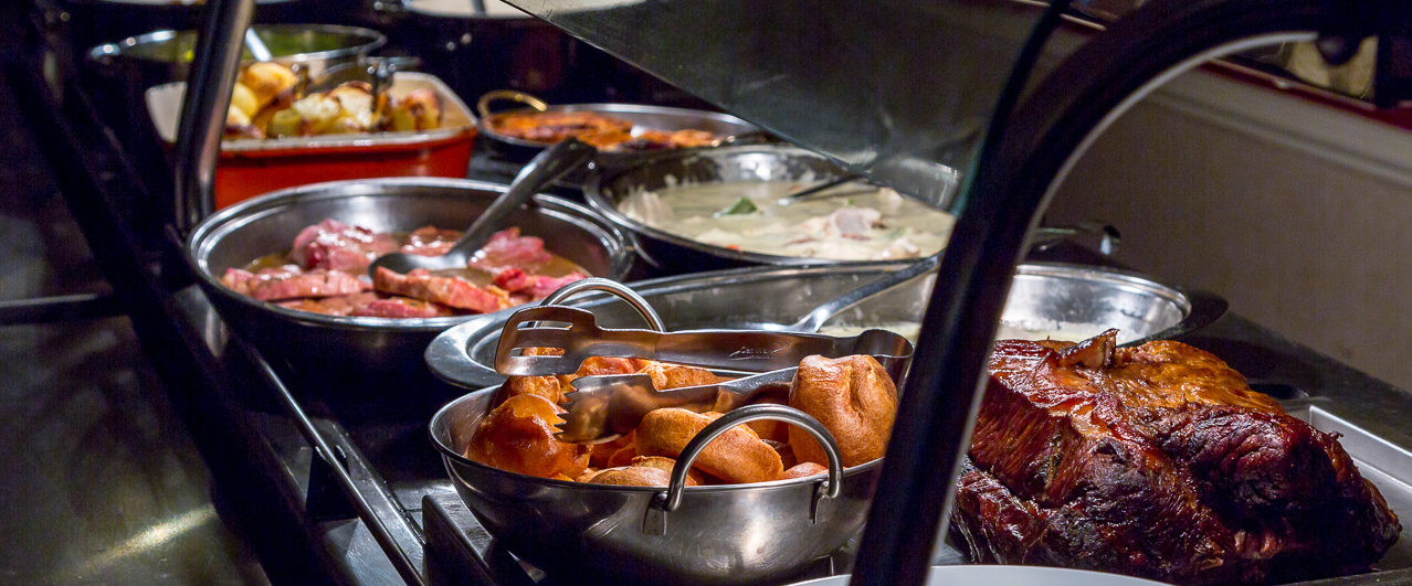 Carvery Lunches In the Lincoln Restaurant