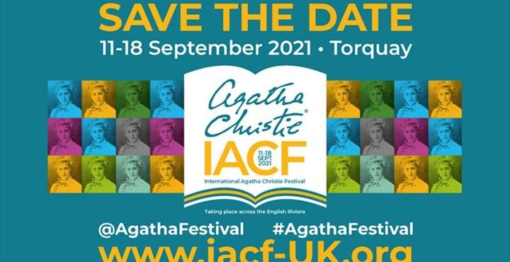 PhotoInternational Agatha Christie Festival 2021 South Devon Autumn-min