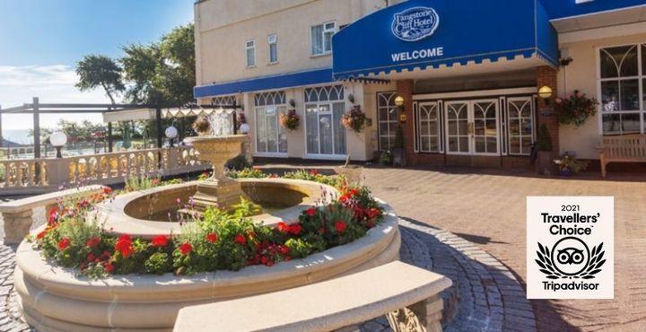 PhotoLangstone Cliff Hotel Wins Tripadvisor Travellers' Choice Award 2021