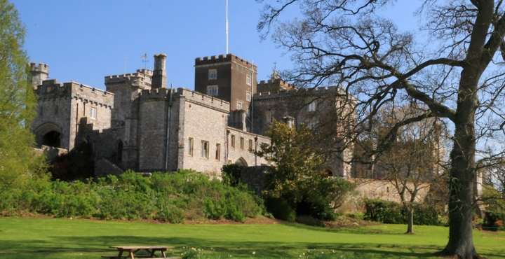 Photo Everything you need to know about Powderham Castle