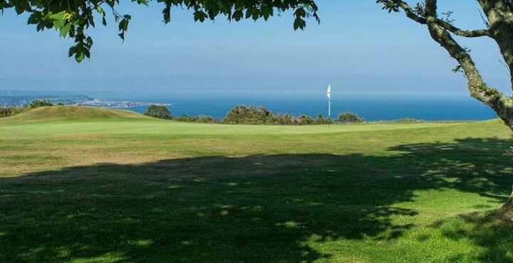 PhotoTeignmouth Golf Club Devon-min