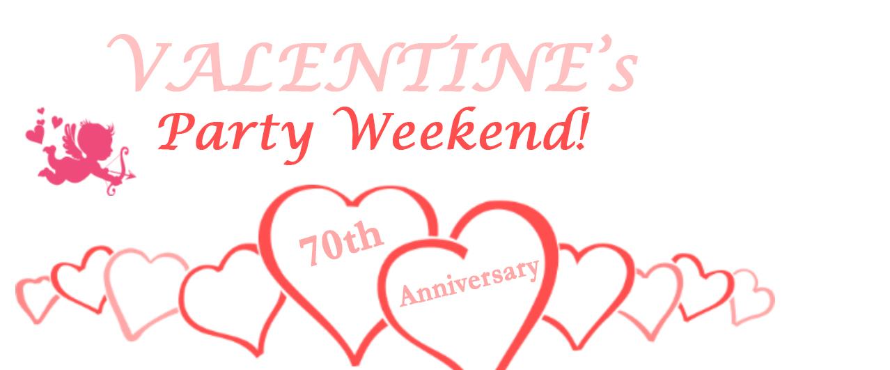 Celebrate Valentine's in Dawlish, Devon