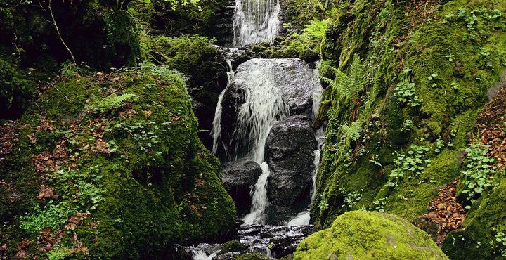 PhotoWaterfall Walks in South Devon