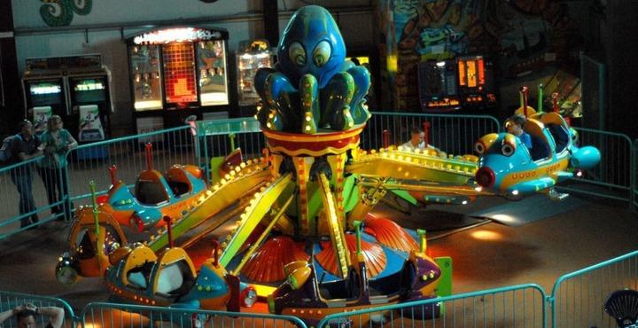 PhotoWoodlands Family Theme Park Halloween-min