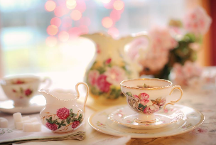 Photoafternoon tea