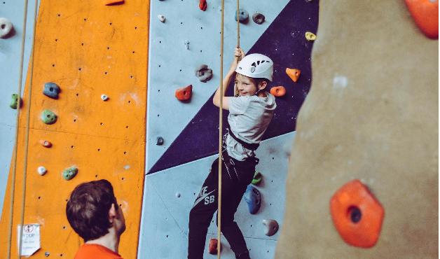 Photoexeter climbing