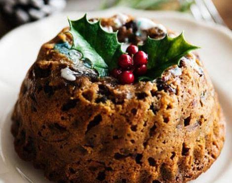 Photo Rogers' Family Christmas Pudding Recipe